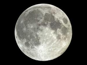 Postal: La Luna
