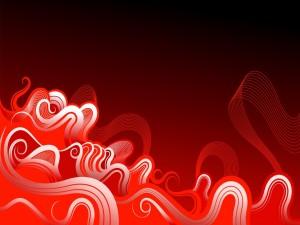 Olas rojas