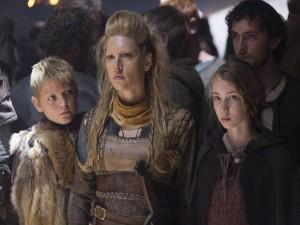 Esposa e hijos de Ragnar Ladbrok