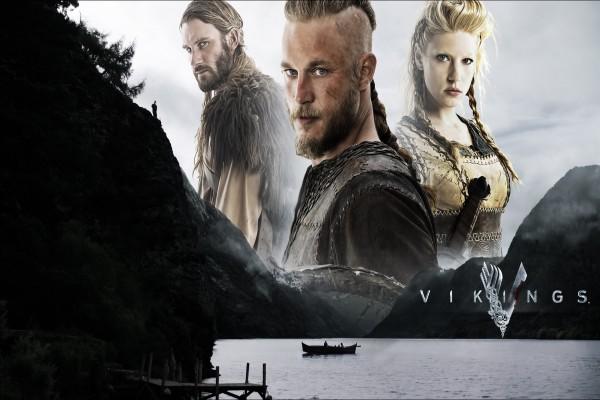 """La serie de televisión """"Vikingos"""" (Vikings)"""