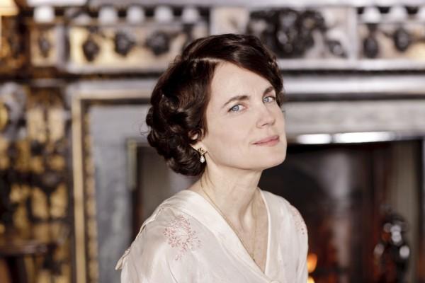 """Cora, la condesa de Grantham en """"Downton Abbey"""""""