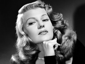 La bella Rita Hayworth