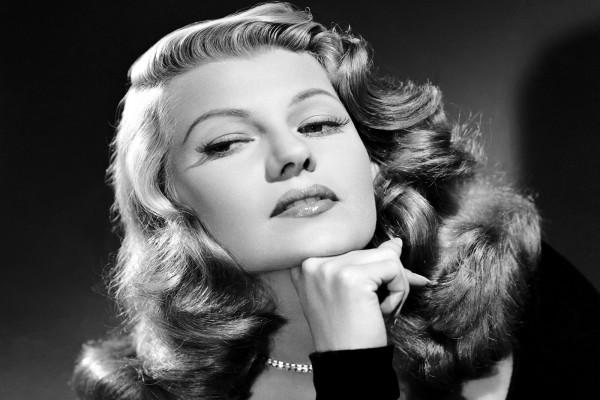 La bella Rita Hayworth