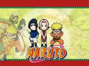 Postal: Naruto