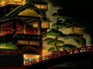 Postal: El viaje de Chihiro