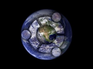 Ubuntu y el planeta Tierra