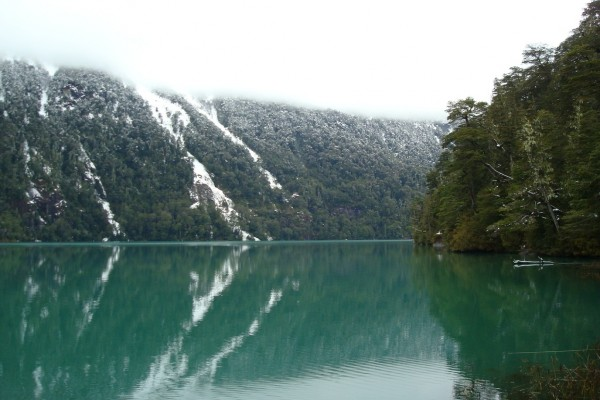 Lago Frías (Patagonia, Argentina)