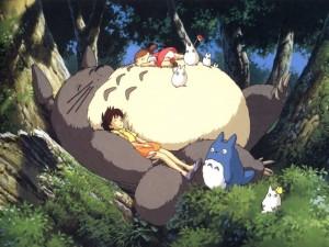 Postal: Totoro