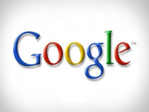 Postal: Logo de Google