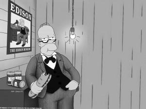 Postal: Homer inventor