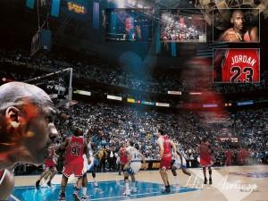 Postal: Michael Jordan