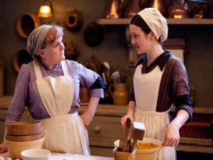 Las cocineras de Downton Abbey