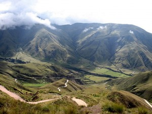 Cuesta del Obispo, Provincia de Salta (Argentina)