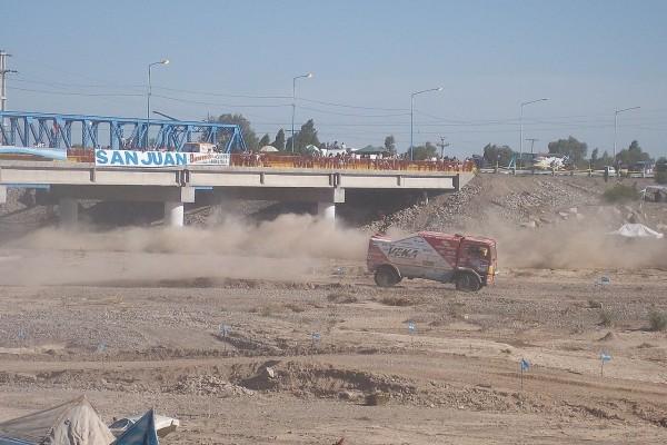 Rally Dakar 2011 a su paso por San Juan, Argentina