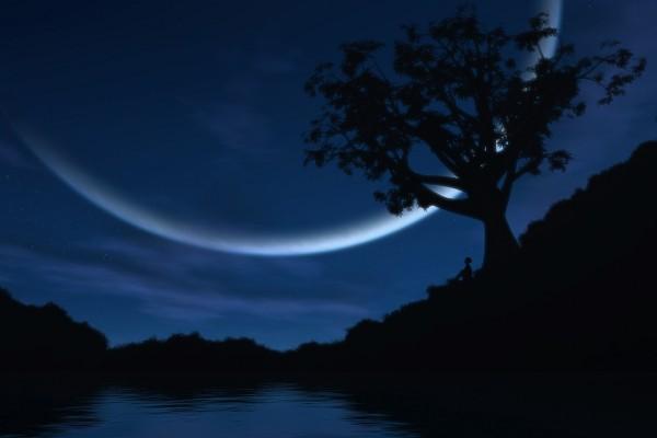 Meditando en la oscuridad