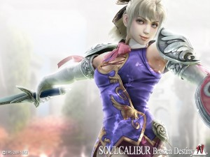 Soulcalibur: Broken Destiny