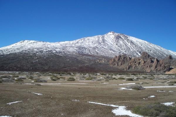 El Teide desde La Fortaleza (Islas Canarias, España)