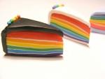 Tartas de colores