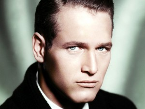 Postal: Paul Newman