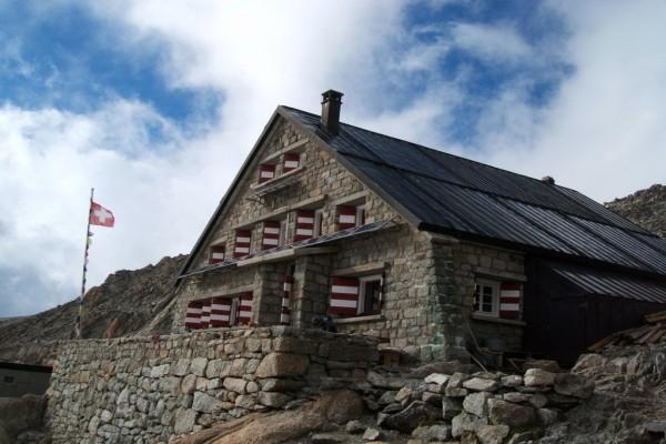 Cabaña del Trient (Suiza)