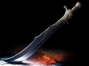 Postal: Espada