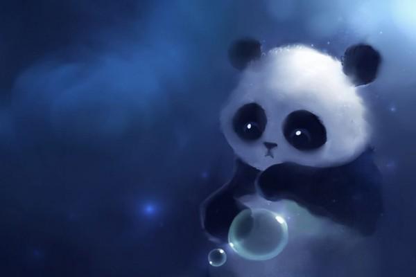 tierno panda 13436