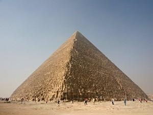 Gran Pirámide de Guiza, Egipto