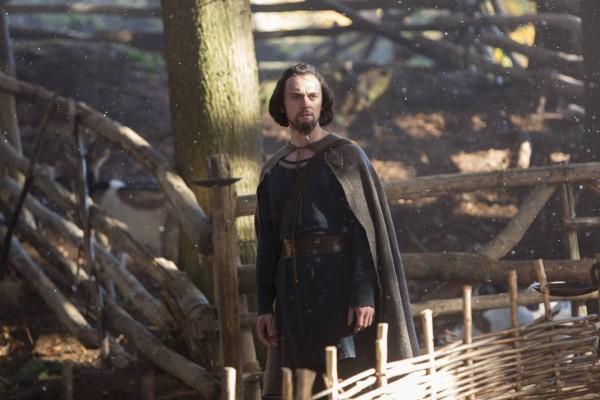 Athelstan, monje cristiano y esclavo de Ragnar Lodbrok