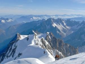 Postal: Mont Blanc