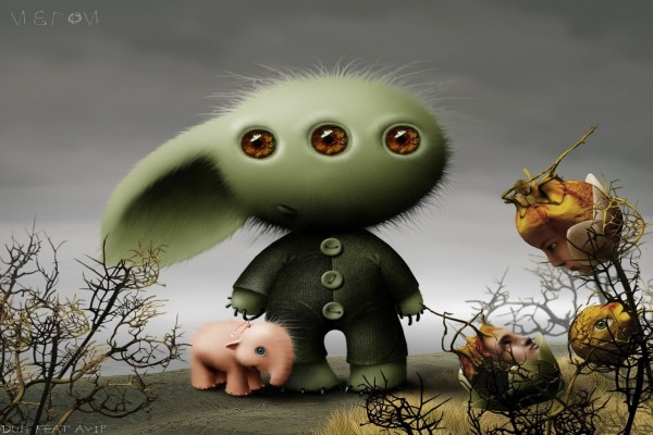 Conejo extraterrestre