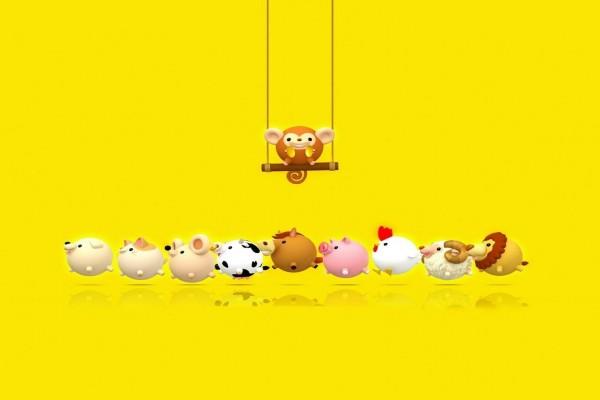 Desfile de animales