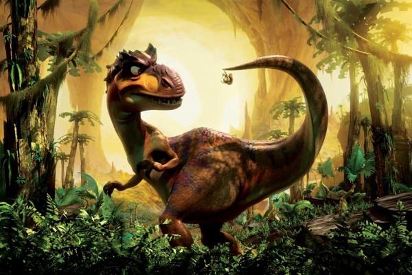 """Dinosaurio de la película """"Ice Age 3"""""""