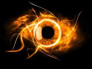 Postal: El ojo de Osiris