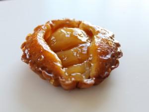 Mini tarta de fruta