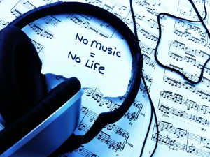 No música, no vida