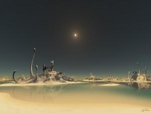 Sol distante