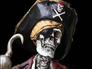 Postal: Pirata