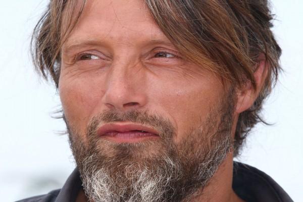 El actor Mads Mikkelsen