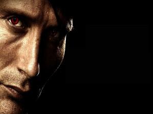 """Protagonista de la serie de televisión """"Hannibal"""""""