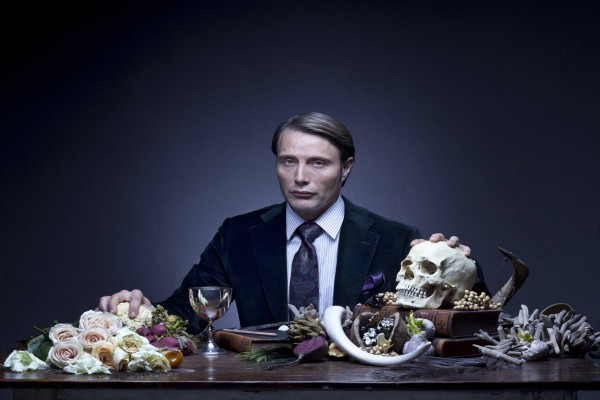 """Dr. Hannibal Lecter en la serie de televisión """"Hannibal"""""""
