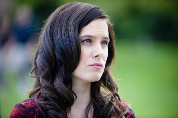 """Dra. Alana Bloom (Caroline Dhavernas) en """"Hannibal"""""""