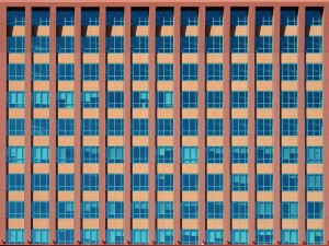 Edificio en el centro comercial Colombo (Lisboa, Portugal)