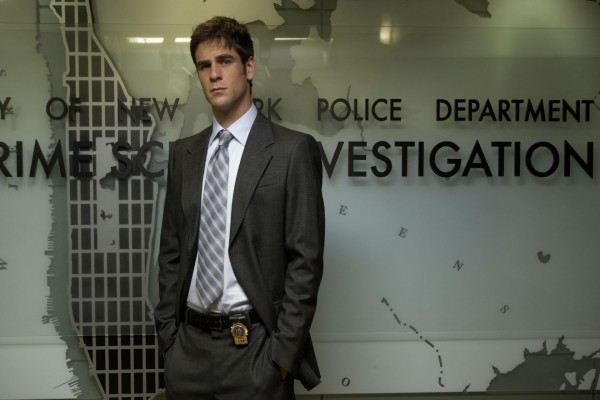Eddie Cahill, CSI Nueva York