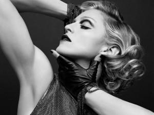 Perfil de Madonna