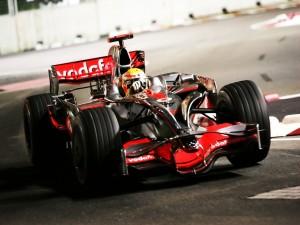 Postal: Lewis Hamilton