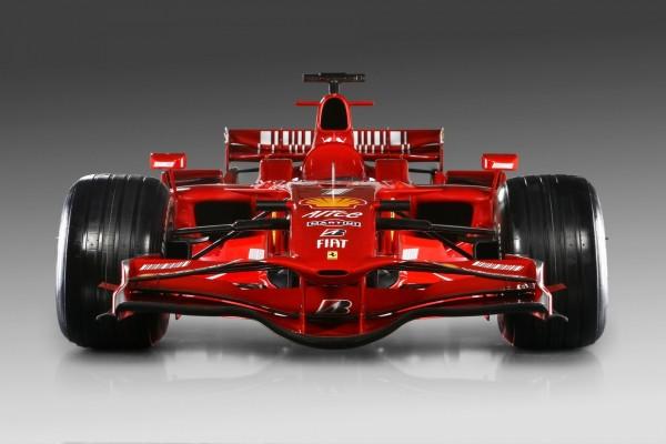 Monoplaza Ferrari de Fórmula 1