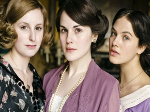 Las hermanas Crawley
