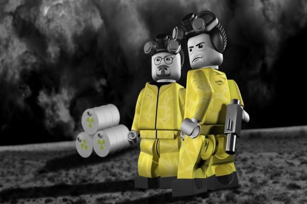 Breaking Bad en Lego