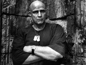 """Marlon Brando en """"Apocalypse Now"""""""