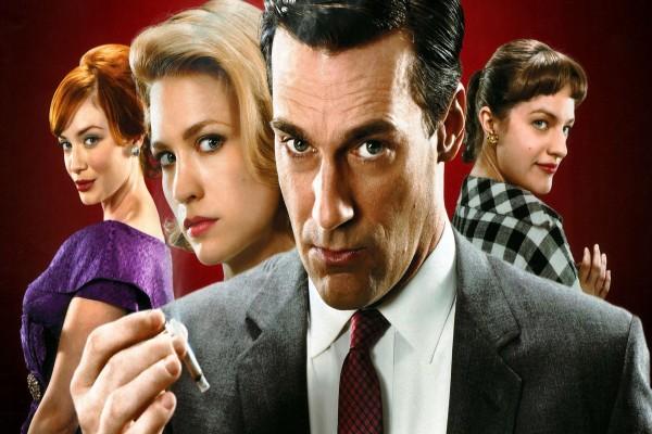 "Serie de TV ""Mad Men"""